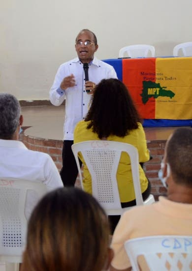Fulgencio Severino llama la gran unidad nacional