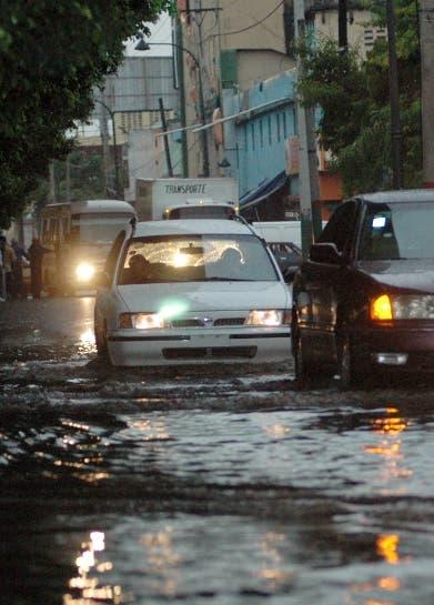 Mucha lluvia; Zonas en alerta verde ya son 13