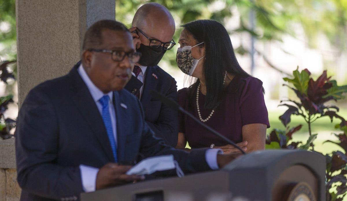 EEUU ofrece disculpa Haití por trato a migrantes