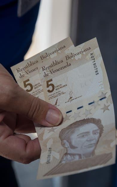 Venezuela introduce nueva moneda