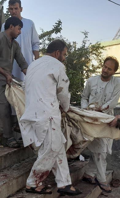 Mueren 46 atentado mezquita