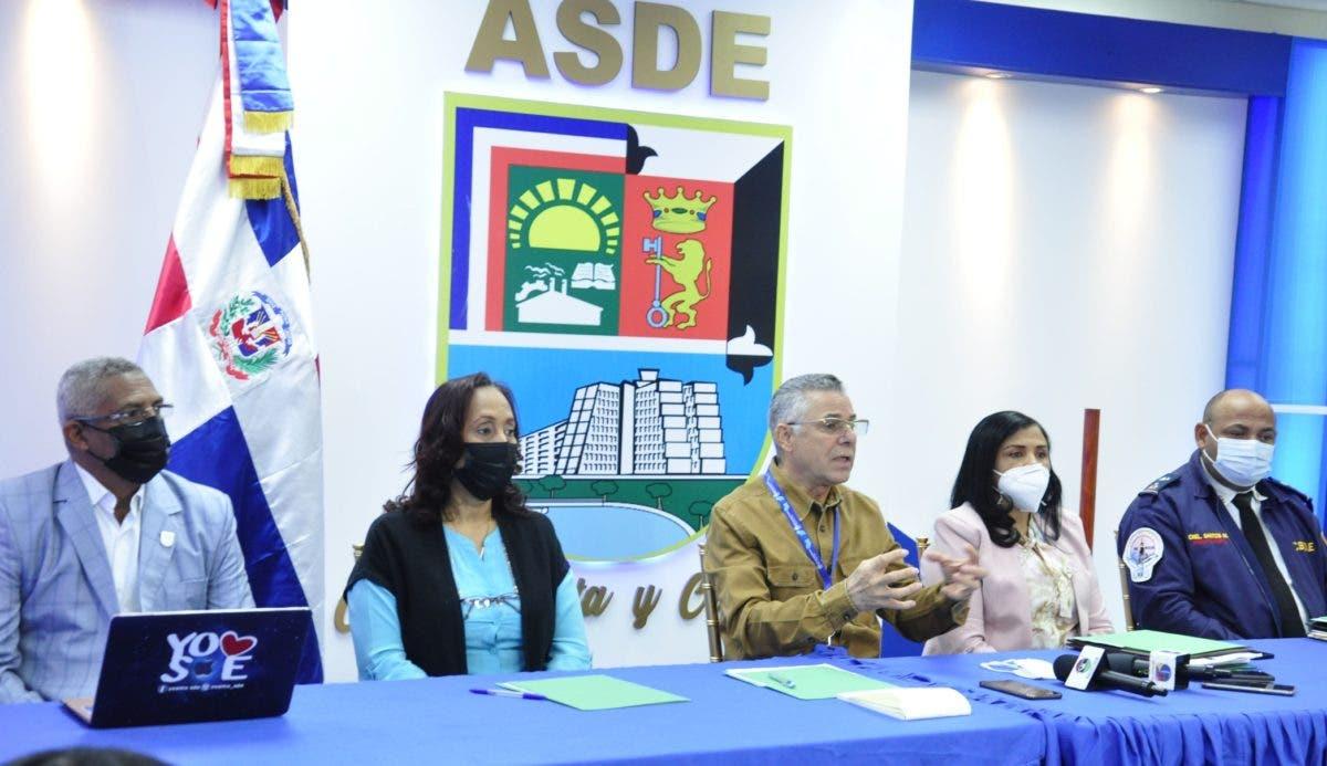 Retiran más de 23 mil toneladas basura en SDE