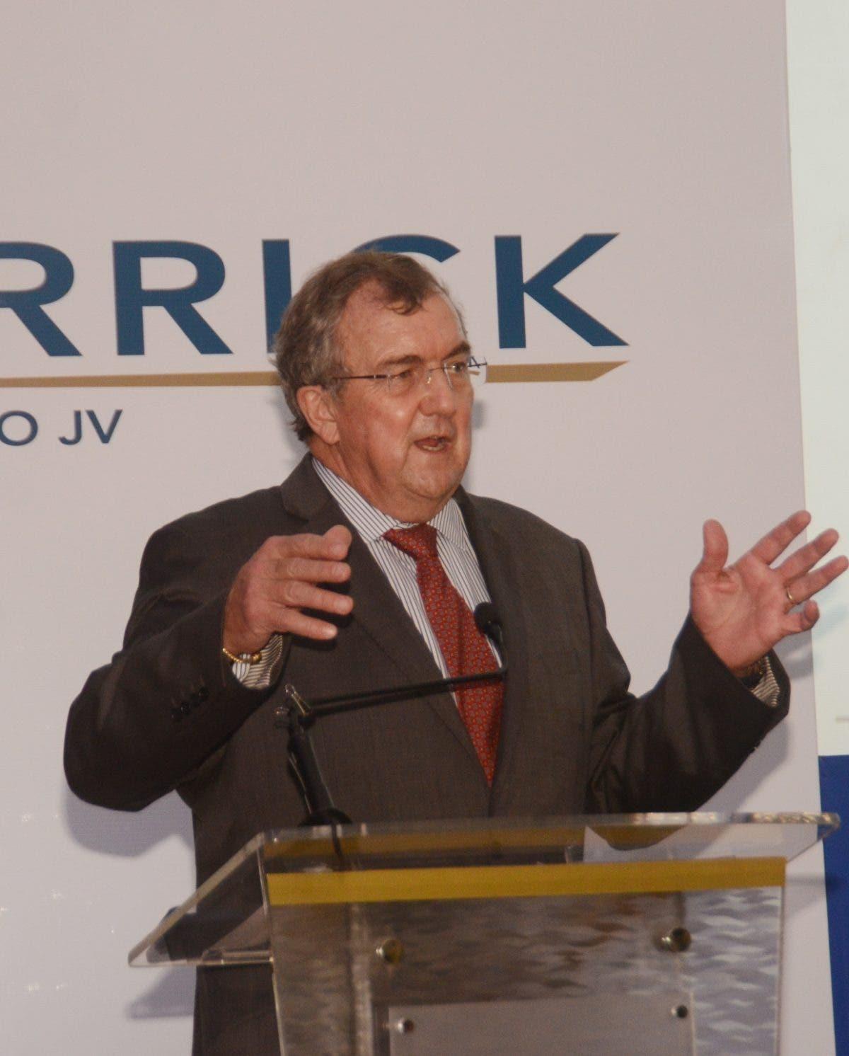 Barrick Gold destaca aporte a economía país