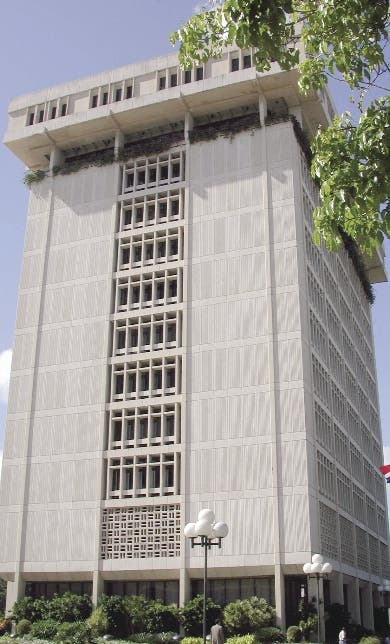 Comportamiento; Banco Central: el IPC fue de 0.45% septiembre