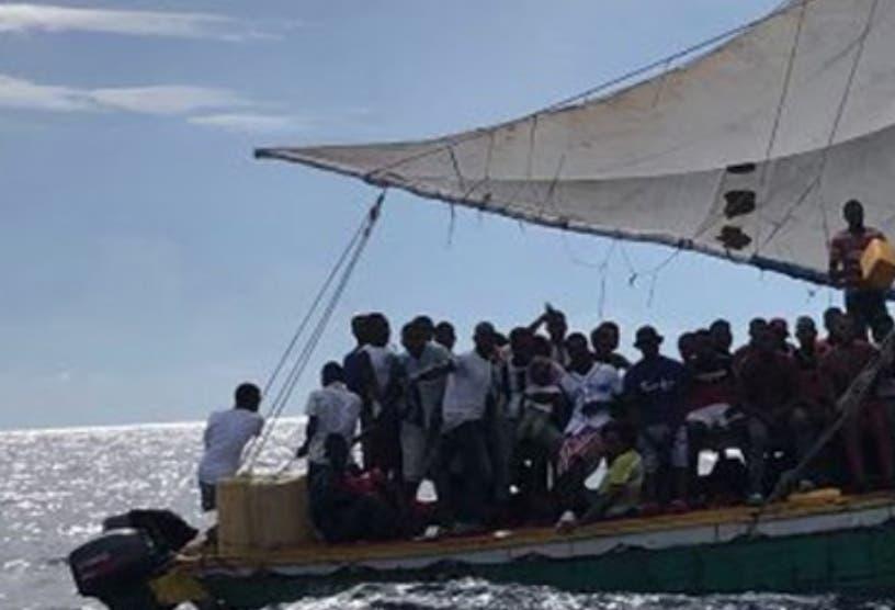 Detienen a 4 de RD por ingreso ilegal haitianos