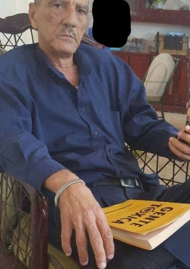 Muere excombatiente de Abril César R. Carrasco Ruiz