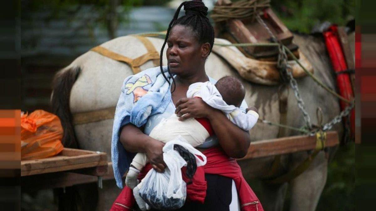 Al menos 500 niños extranjeros están entre los migrantes deportados a Haití