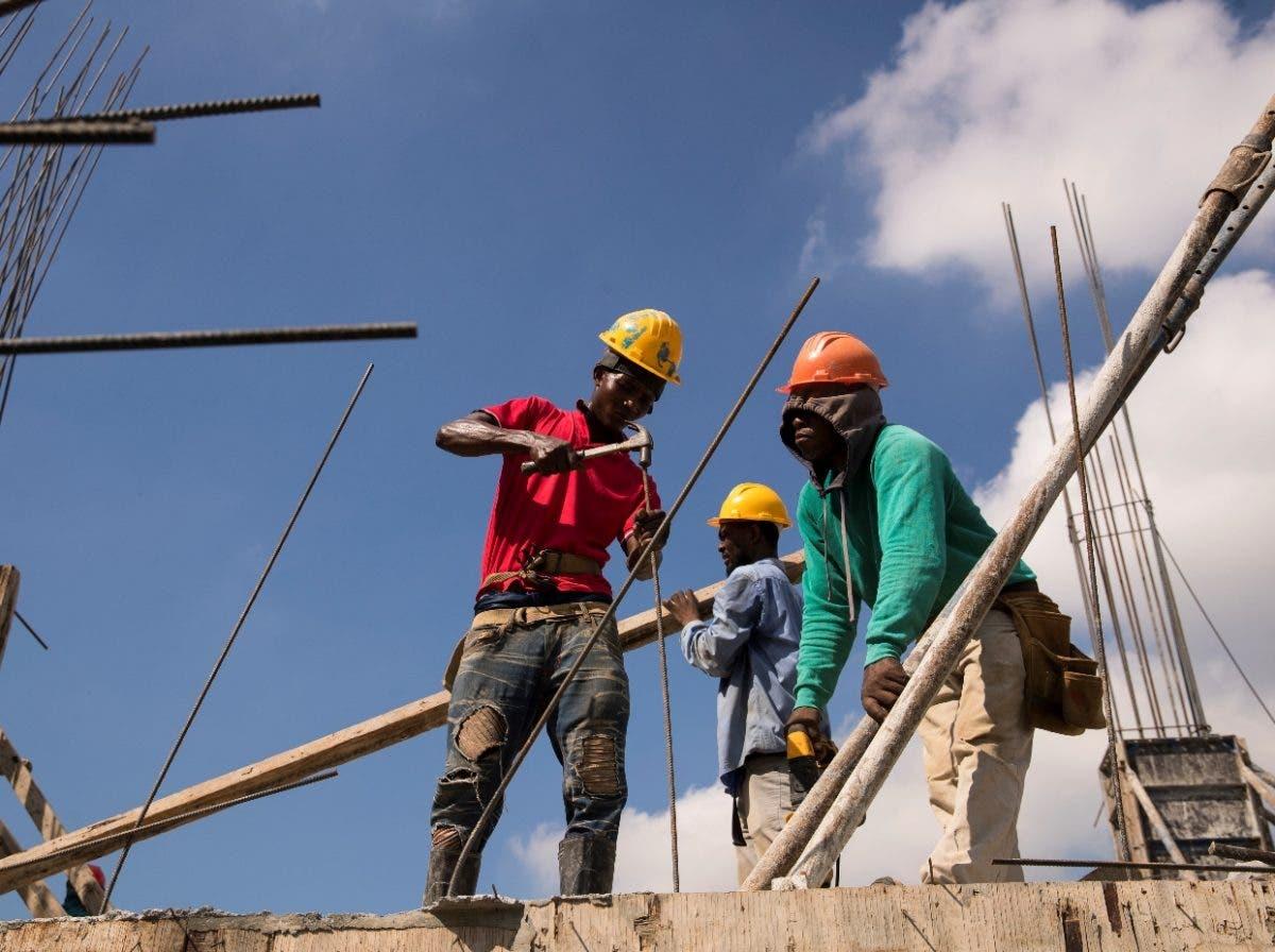 Construcción y agropecuaria domina mano obra haitiana