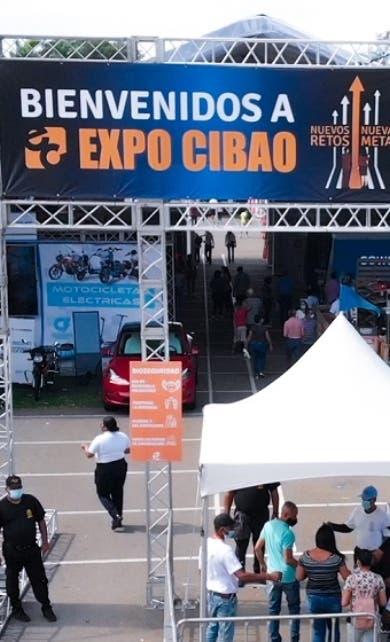 Clausura; Expo Cibao generó unos RD$100 millones