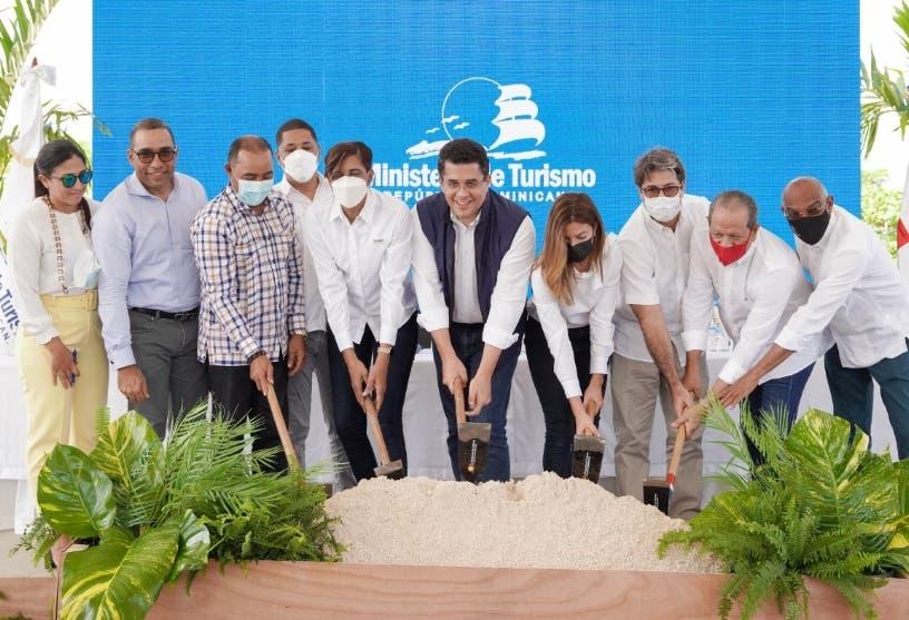 Mitur invierte RD$53 millones en proyectos  en Playa Macao