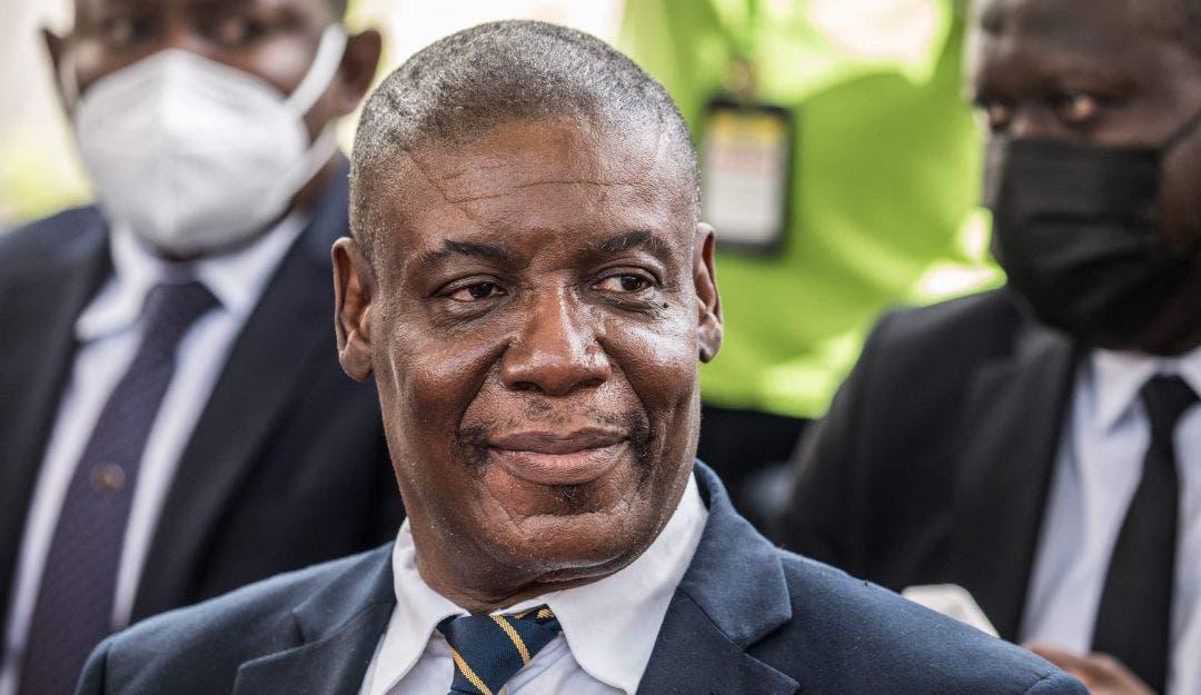 Litz Quitel fue atacado por hombres armados Ministro Haití ileso ataque