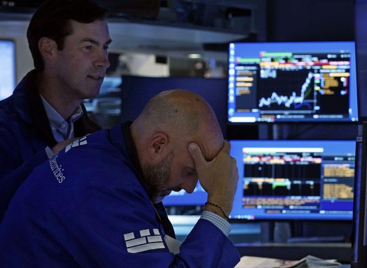 Acciones en bolsa podrían caer a nivel Gran Depresión