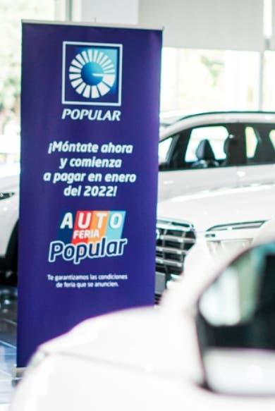 Anuncian Autoferia Popular inicia su temporada preferia