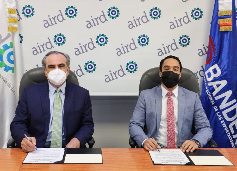AIRD contribuye a facilitar crédito para las Pyme exportadoras