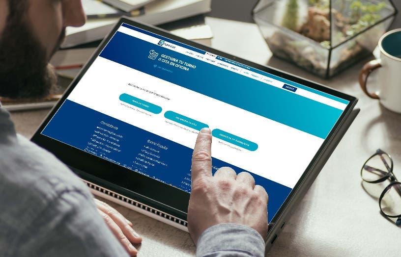 Banco Popular registra más de 273 mil usos de turnos