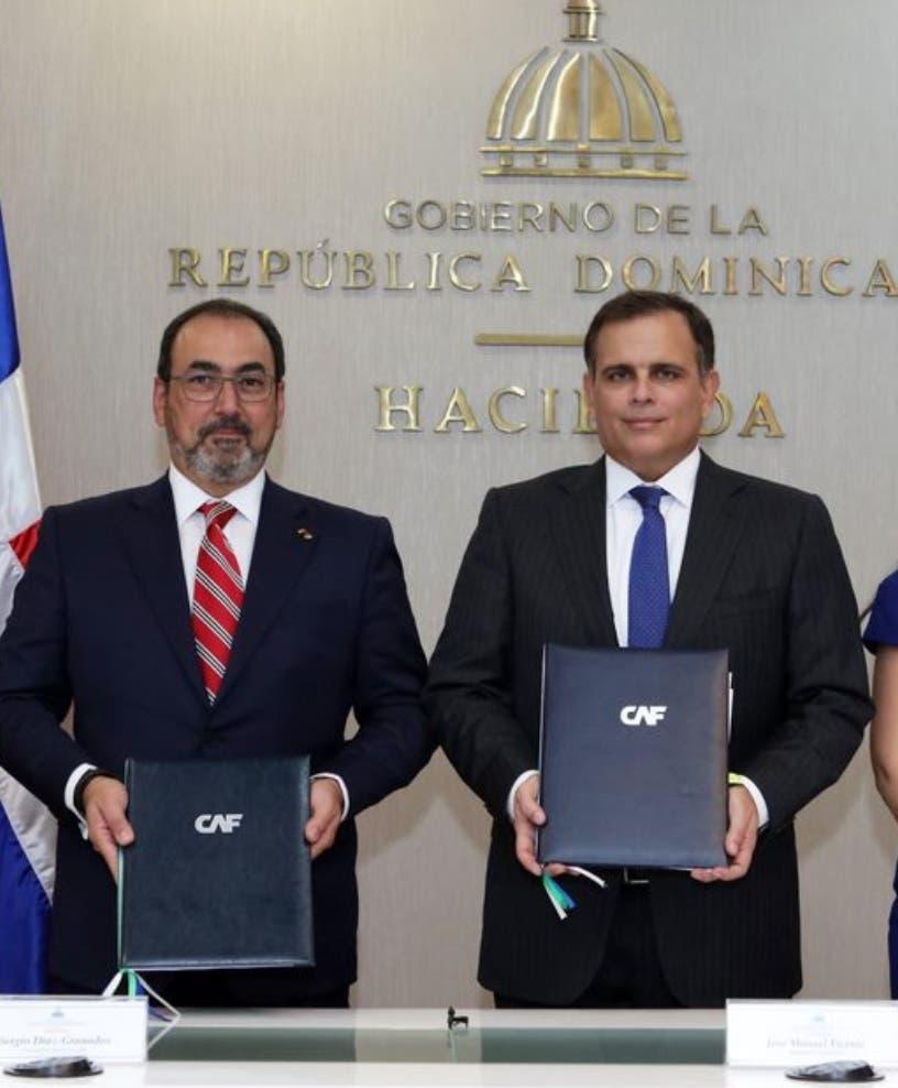 Acuerdo para RD incorpore como miembro pleno CAF