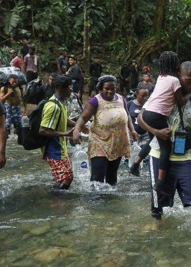 Cifra haitianos en Colombia aumenta