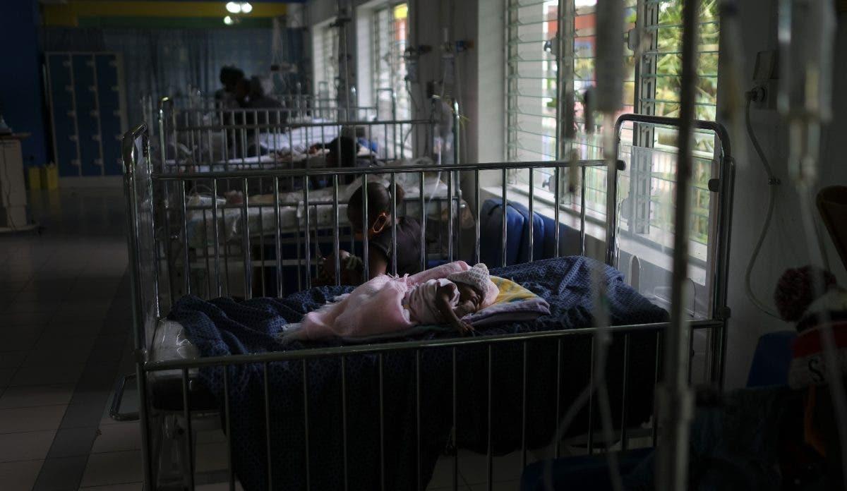 Falta combustible  en Haití afecta atención hospital