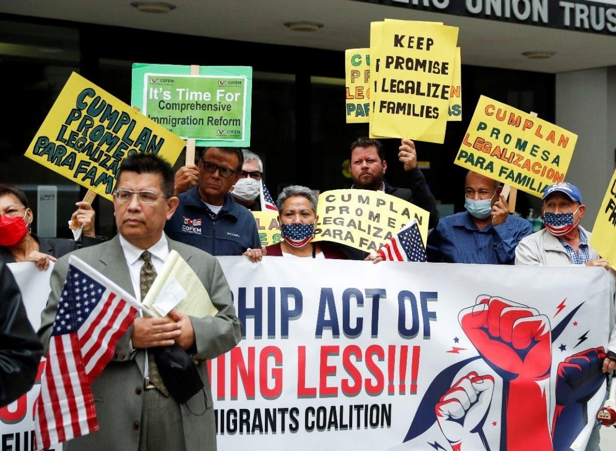 EEUU suspende las redadas inmigrantes lugar trabajo