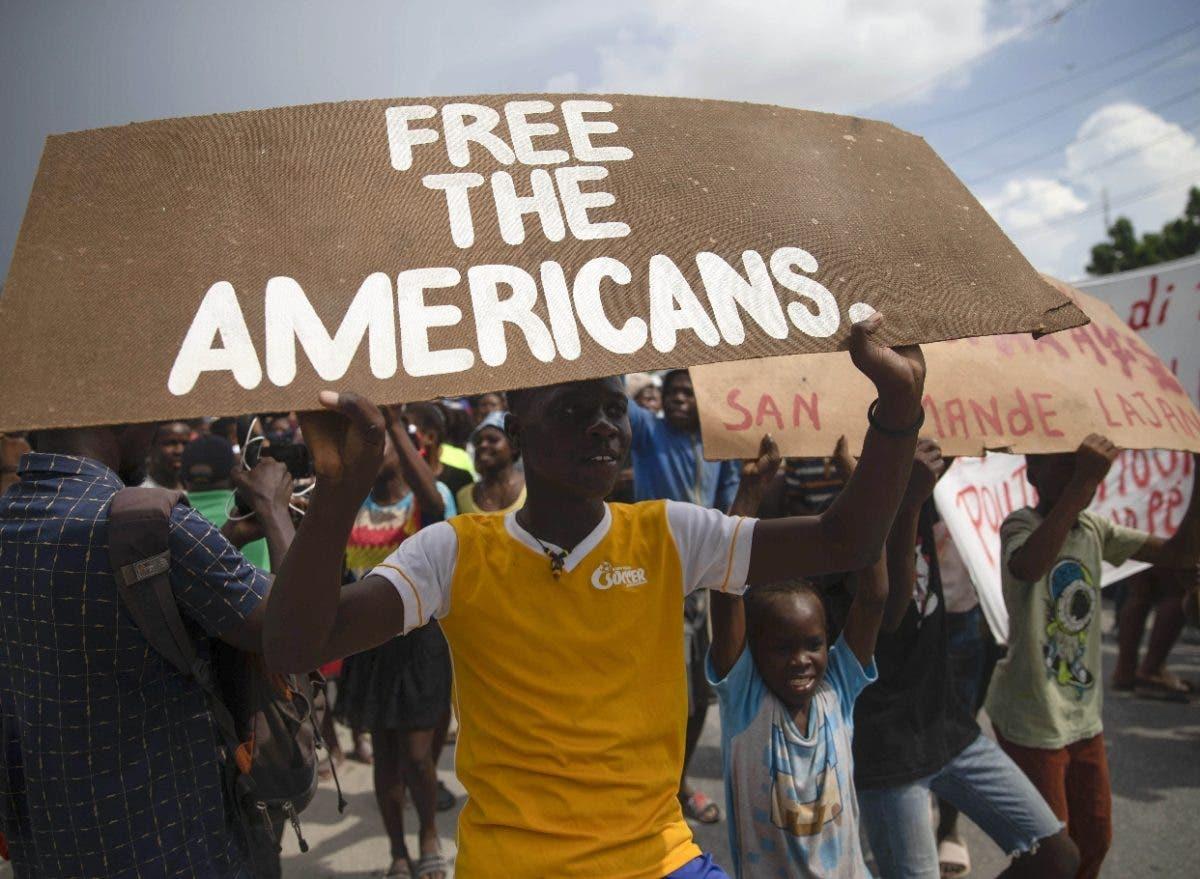 EEUU aclara no negocia con secuestradores ciudadanos