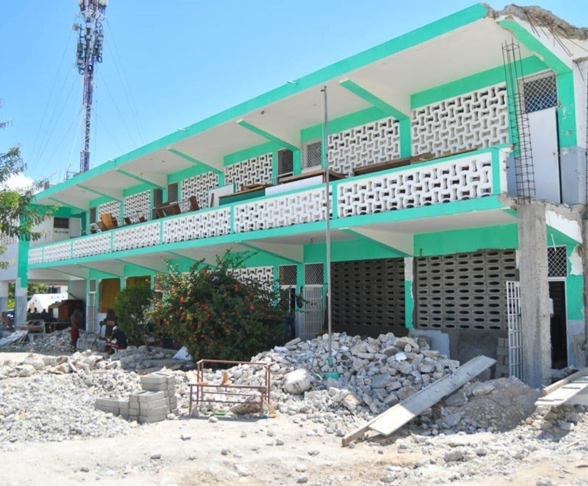 Sur  de Haití  sin aulas reanuda  las clases tras el terremoto
