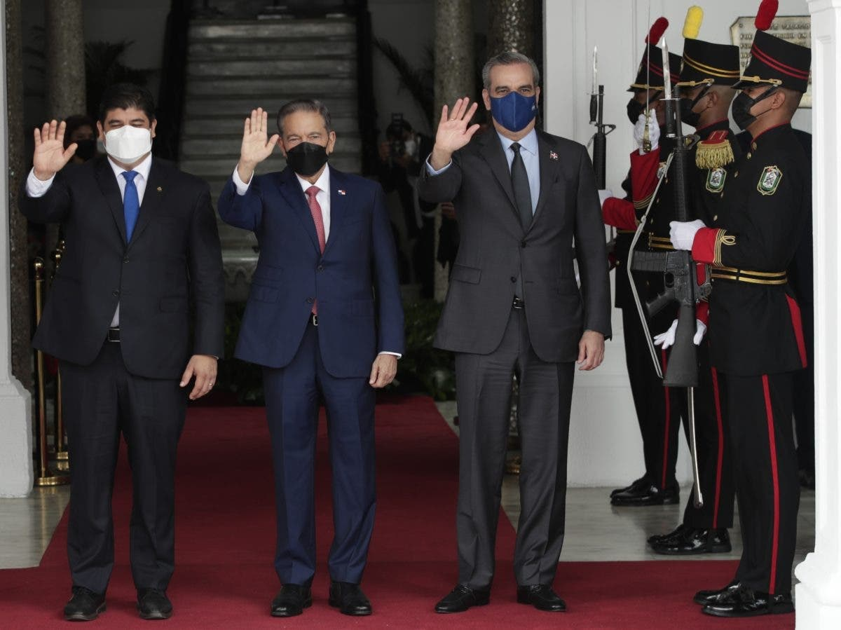 Haití centra cita Abinader, Cortizo y Carlos Alvarado