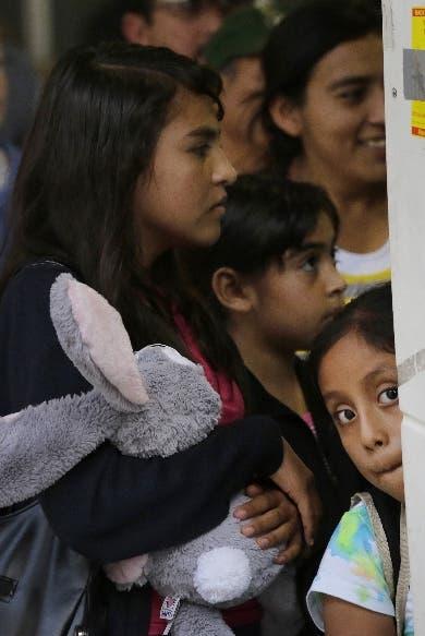 México duplica deportaciones de menores A. Central