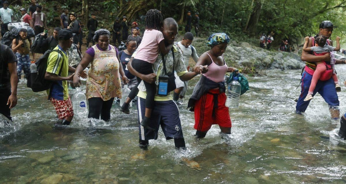 Drama de niños en inhóspita selva Darién alarma UNICEF