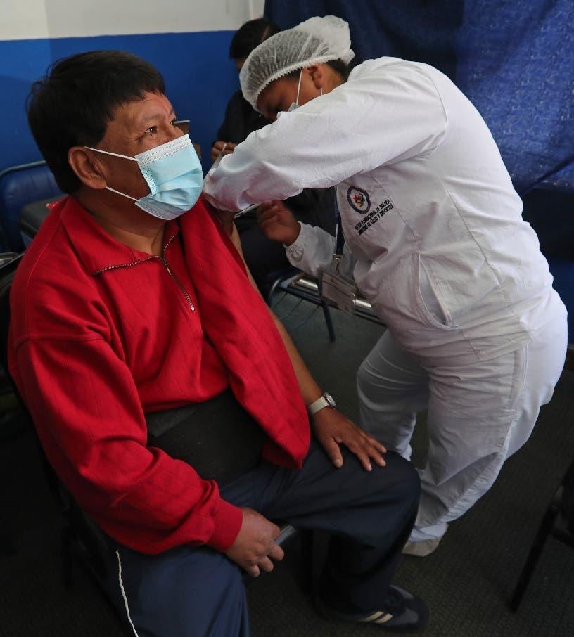 Más países AL superan 50% de vacunados contra covid