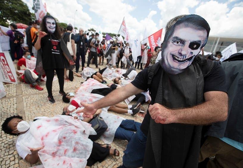 Acusaciones Bolsonaro llegan Fiscalía