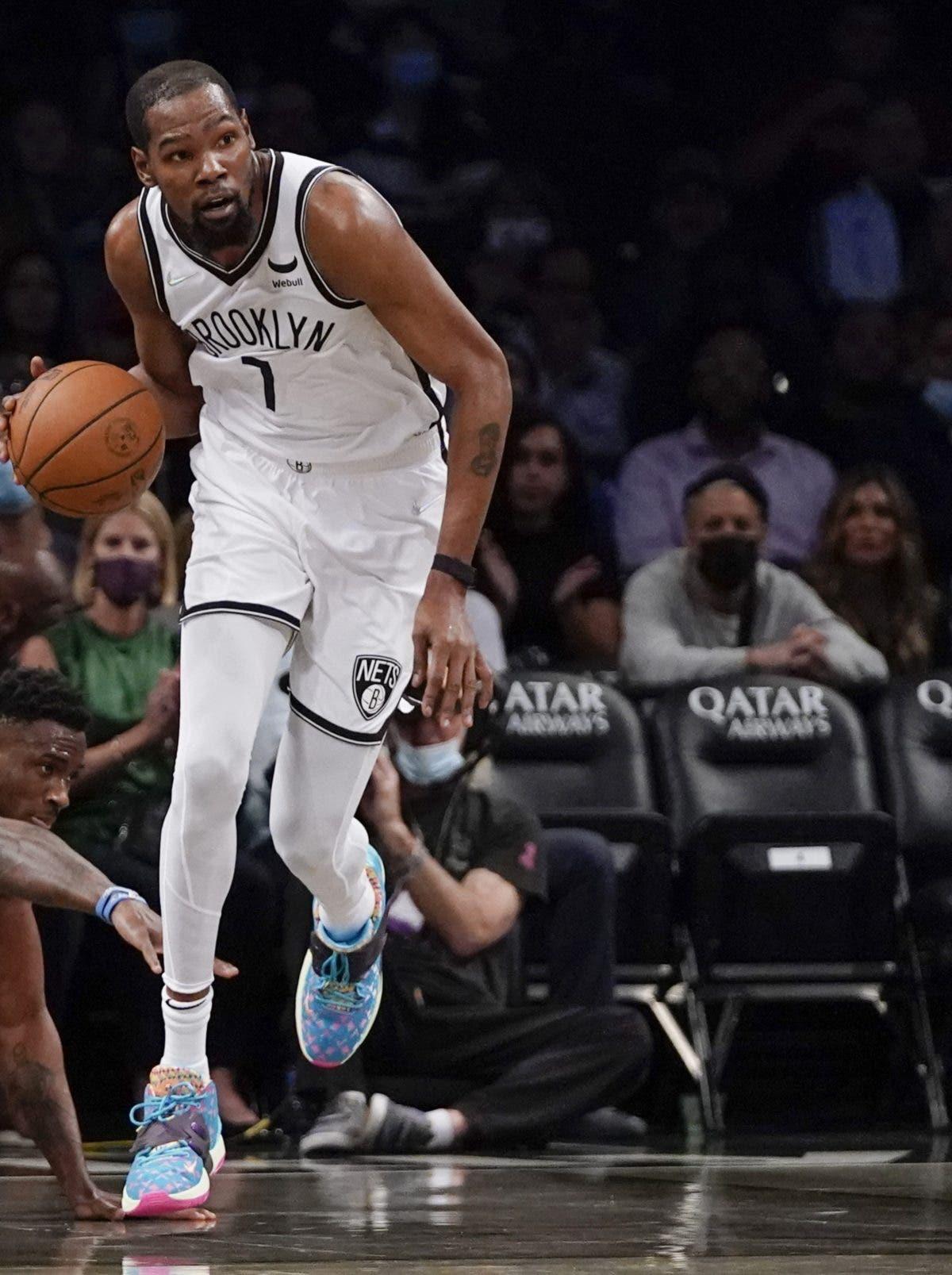 NETS tras anillo de campeón; Durant será clave