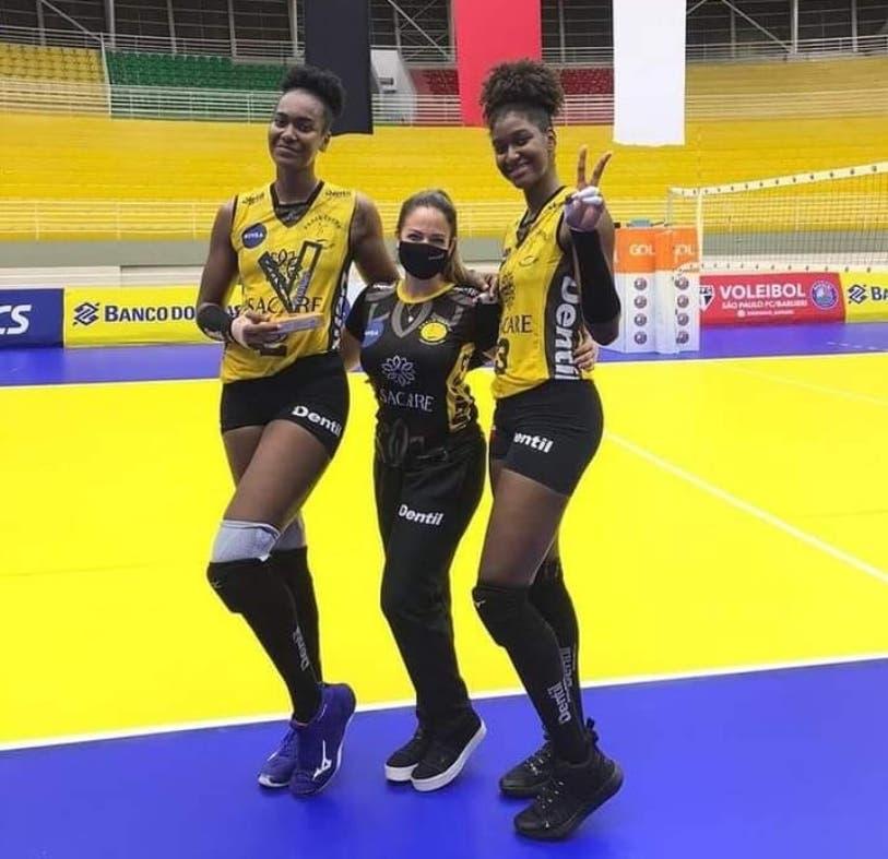 Las hermanas Brayelin y Jineirys debutan el 18 en Brasil