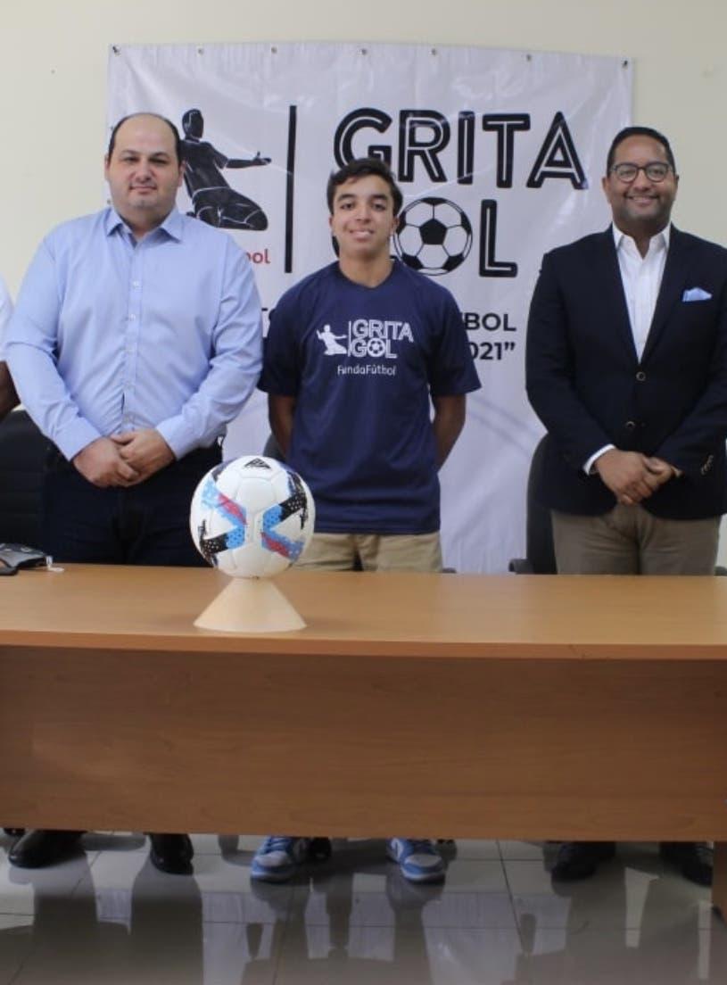 Inician mañana Primer Torneo Juvenil Copa Grita Gol