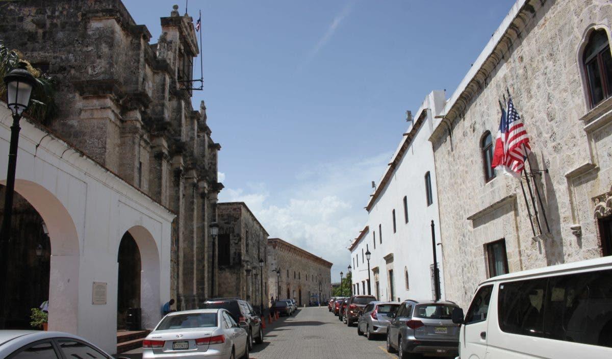 La histórica Calle Las Damas, un referente en la Ciudad Colonial