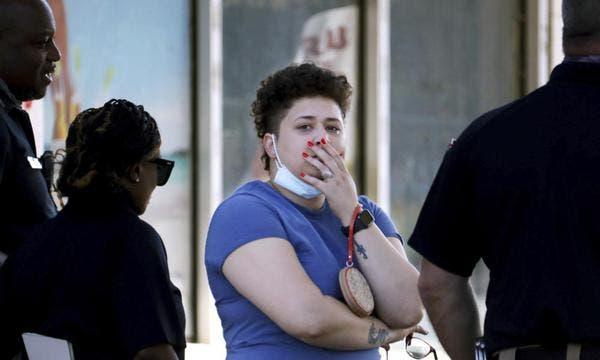 Tres muertos en tiroteo en oficina postal de Tennessee