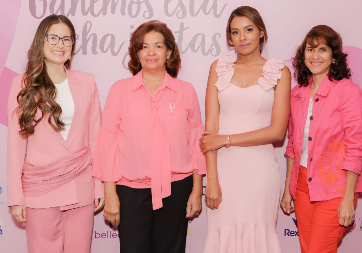 Apoyo a fundación de mujeres con cáncer de mama