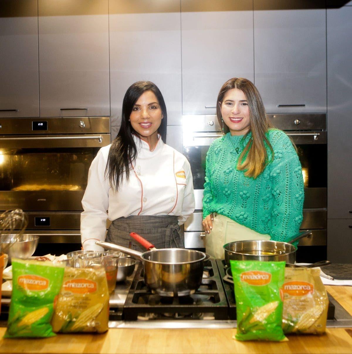 Crean saludables recetas con nueva versión harina