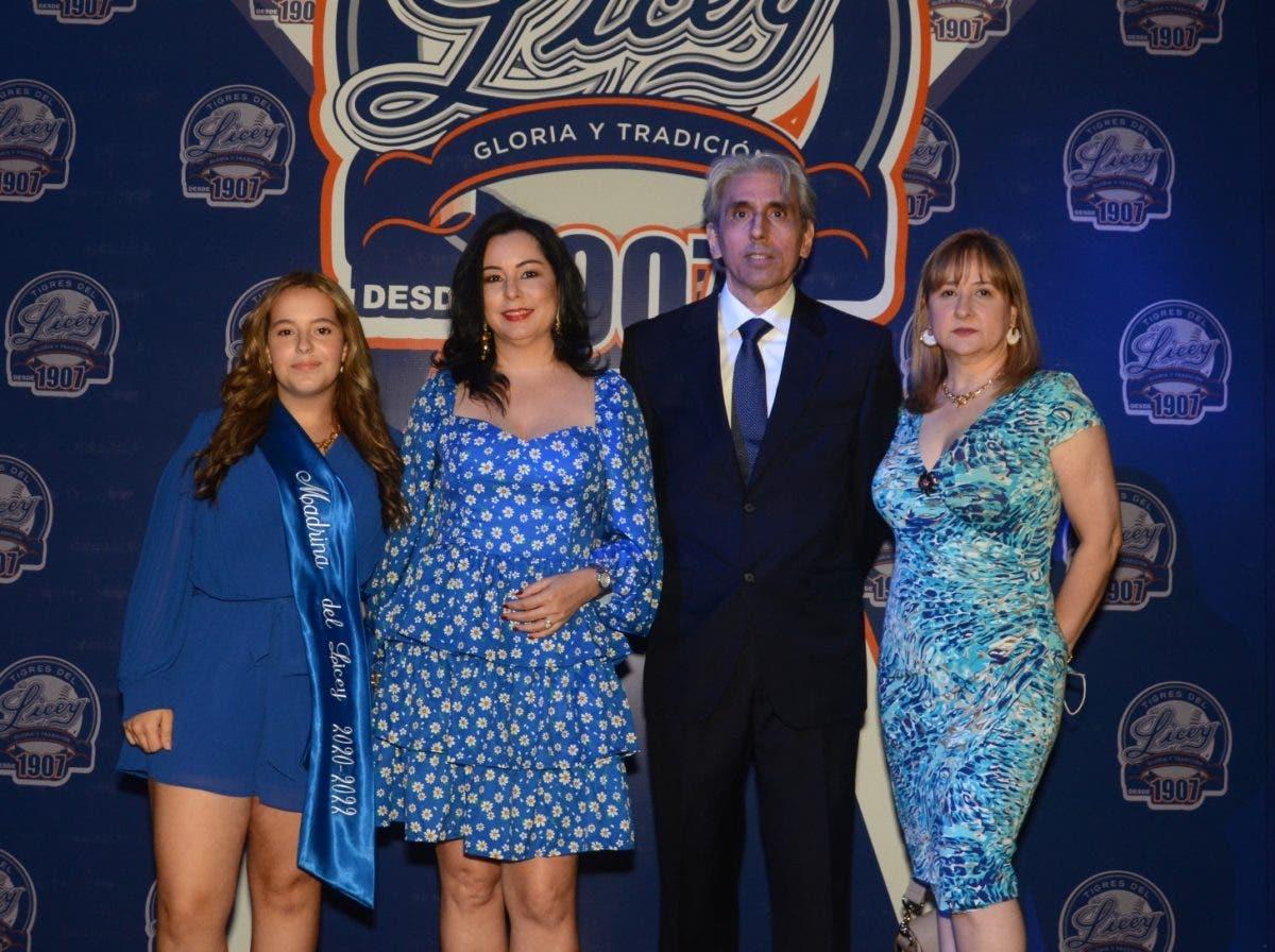 Tigres de Licey encienden temporada de pelota 2021-22