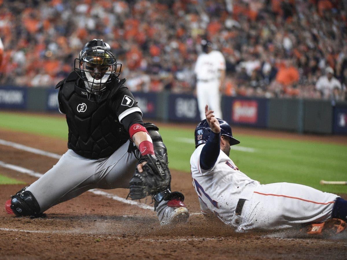 Astros atacan duro