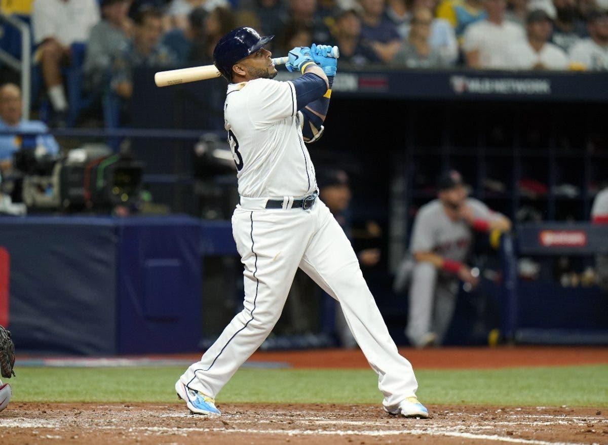 Nelson Cruz pega jonrón en triunfo Rays ante Boston