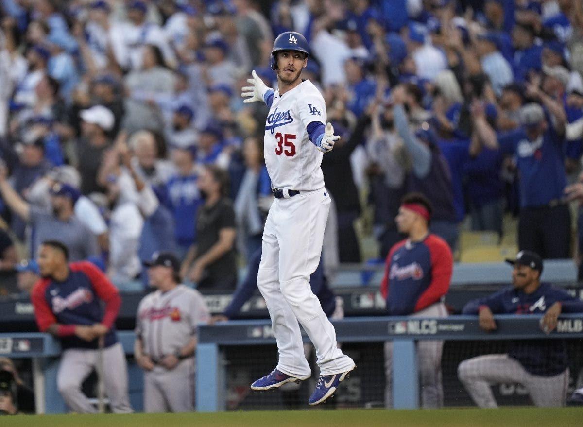 Bates de Bellinger y Betts conducen a los Dodgers