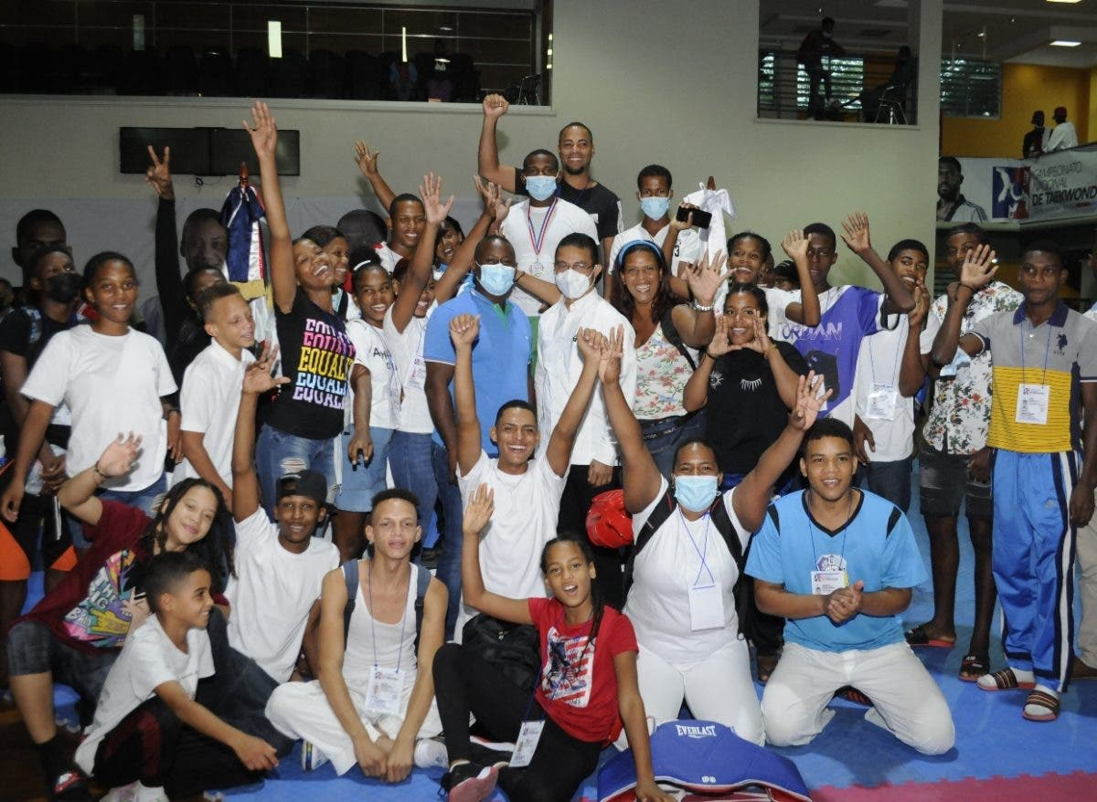Monte Plata gana primer lugar Torneo Tae Kwon Do
