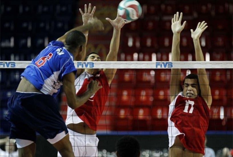 García anuncia las Copas Regionales de Voleibol