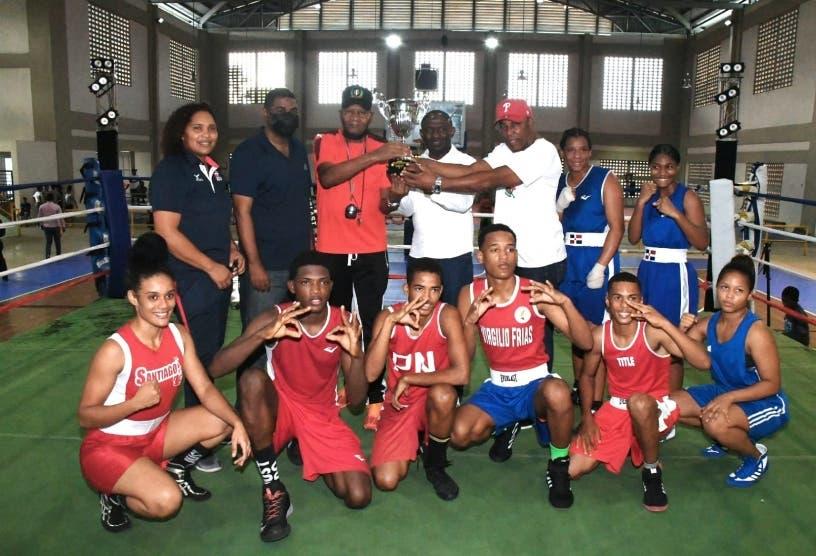 RD gana la Copa Esmeralda de Boxeo en Sabana Grande de Boyà