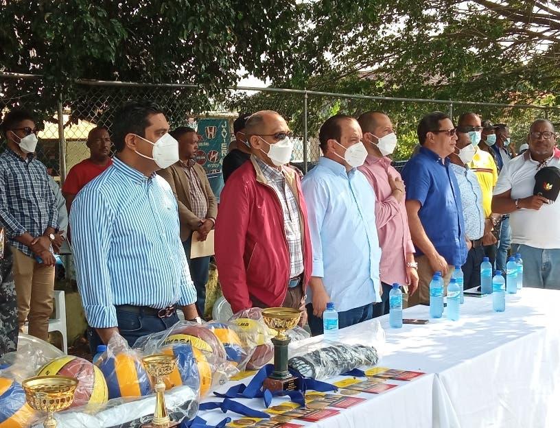 DNCD lleva su festival deportivo y recreativo a Palmarito, de La Vega