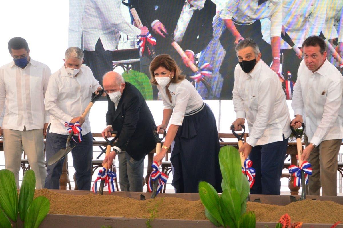 Inician Santiago Center, mega obra aportará empleos