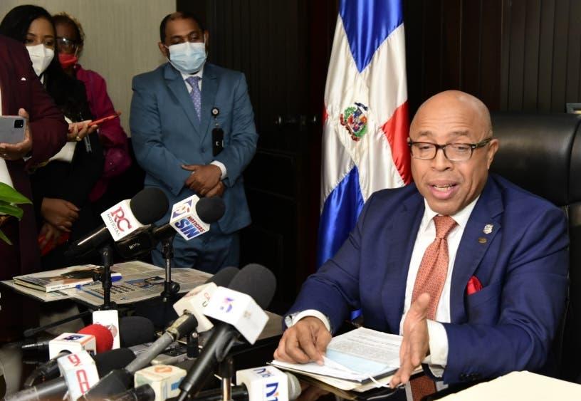 Alfredo Pacheco exige a ONU resolver crisis de Haití