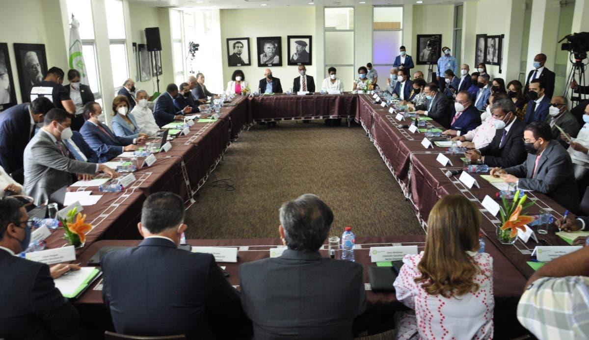 Diálogo para reformas empieza a tomar cauce; definen metodología