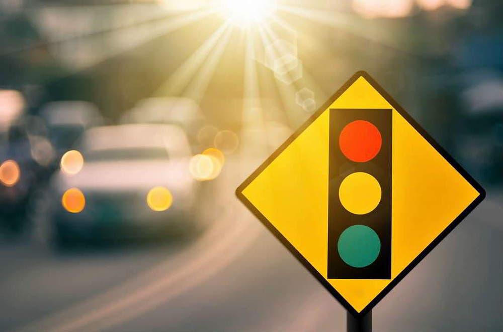 Seguridad vial; Comunidad pide calles de una sola vía
