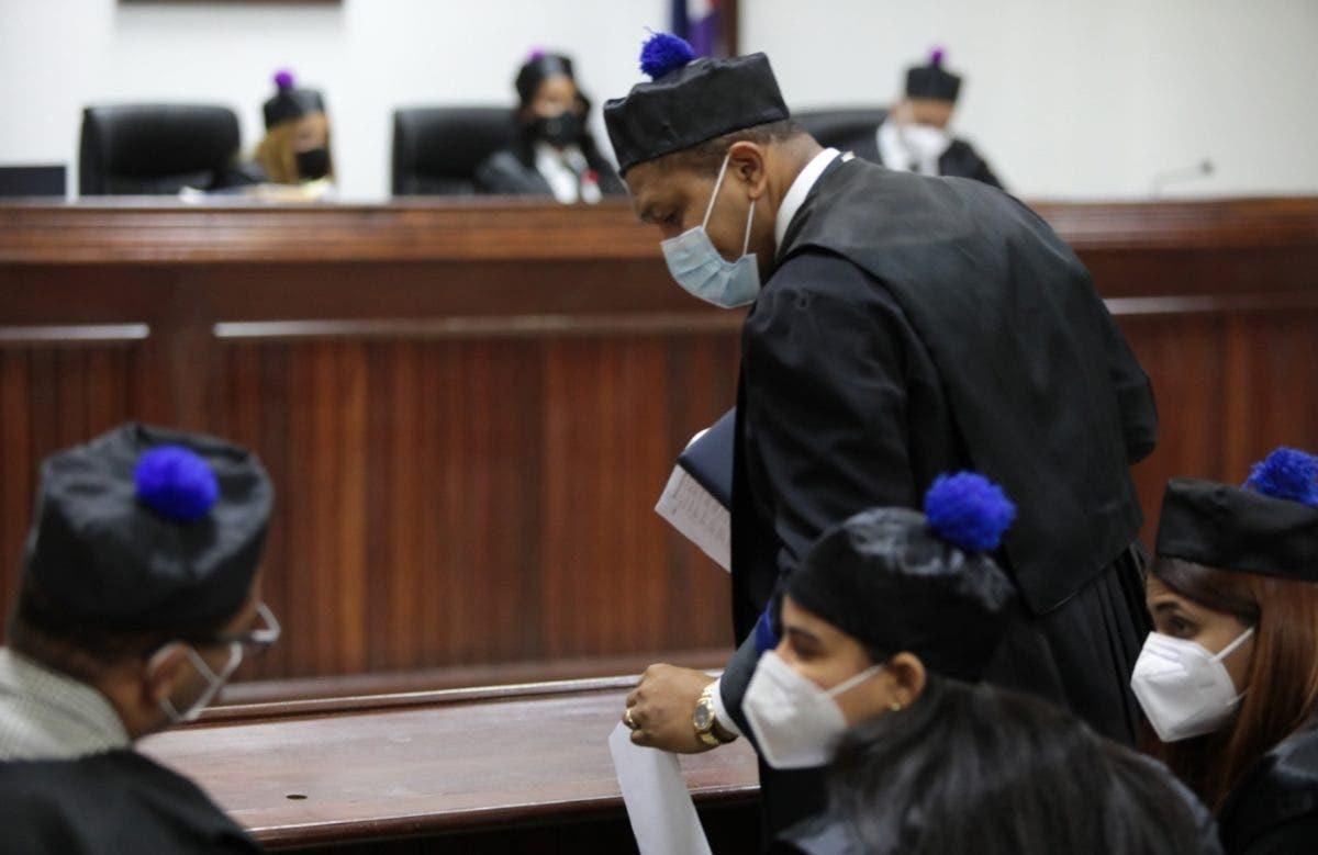 Argenis Contreras va a juicio de fondo